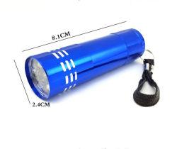 De blauwe LEIDENE van de Kleur Uitstekende kwaliteit van het Flitslicht