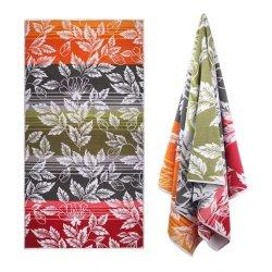 Настраиваемые Мягкий 100% хлопок велюровой тесьмой цветов печати толстых ванной пляж полотенце XXL