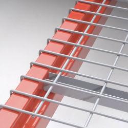 南京エピルが倉庫内ワイヤメッシュの倉庫内棚システムの可視性を向上 デッキパネル