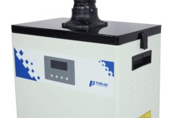 Pure-Air PA-300TS-IQ Filtro HEPA de vácuo com 200W Blower