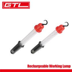 Luz de Trabalho de LED Recarregável, Portable Gambiarra lanterna LED super brilhante trabalho lanterna com gancho para pendurar para Auto-reparo, Piscina Camping Emerg.