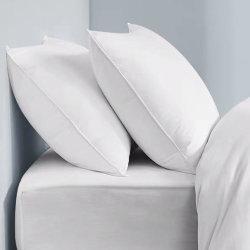 Enchimento alternativas travesseiros branco