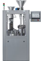 높은 정밀도 캡슐에 넣기 기계 캡슐 충전물 기계 (NJP-800C)