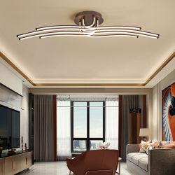 Утюг акрила LED современной площади прямоугольника минимализм светодиодный светильник светодиодный индикатор потолочные светильники светодиодные потолочные светильники потолочный светильник для спальни