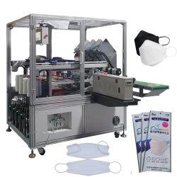 Descartáveis coreano Kf94 Mask Pack encher e selar Kf94 Mask máquina de embalagem Alta Qualidade com preço competitivo