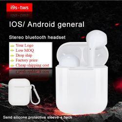 Oortelefoon van het in-oor van de Hoofdtelefoon van Bluetooth van de Sporten van Tws de Ware Draadloze Stereo Mini