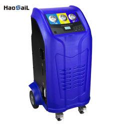 완전 자동 A/C 서비스 스테이션 냉매