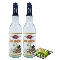 Bouteille de verre en vrac OEM de gros de la cuisine chinoise 625ml de vinaigre blanc
