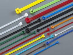 Selbstschließender Kabelbinder aus Kunststoff, Nylon 66, mit UL-Zertifikat