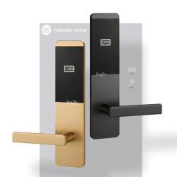 Cofre Segurança Inteligente Digital Cartão Sem Chave Alarme Código da Liga de Alumínio puxador de porta bloqueia