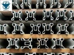 Perfil de mobiliário de alumínio de extrusão do alumínio Roupeiro Porta Corrediça