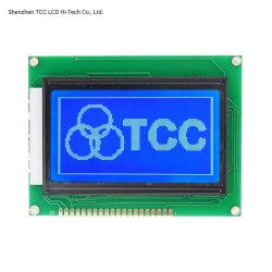 RoHS Bildschirmanzeige-Baugruppe20 Pin-grafische Punktematrix Stn 128X64 FPC LCD Bildschirmanzeige