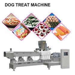 PET tratta / cane Chew Food Processing Line cane Chewing Gum Machine Macchina per il cibo per cani
