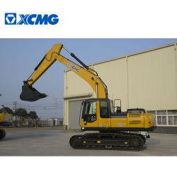 XCMG الشركة المصنعة للحفار الزاحف الهيدروليكي الجديد Xe215c بقدرة 20 طنًا متريًا في الصين مع محرك إيسوزو