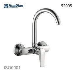 Quente e Frio Alavanca Única pia de cozinha torneira de água acessórios de banho