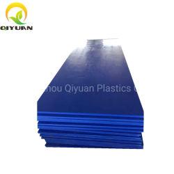 UHMWPE ultra haut poids moléculaire feuille de plastique thermoplastique fabricant