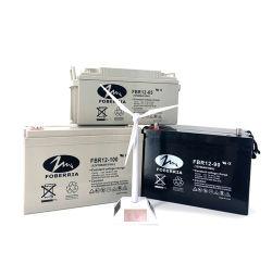 La electrónica de consumo de alta calidad marina AGM 65ah-200Gel ah Batería de plomo ácido Solar
