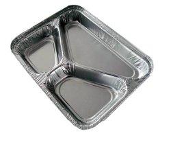 De Vervaardiging van de Container van de Aluminiumfolie van het huishouden
