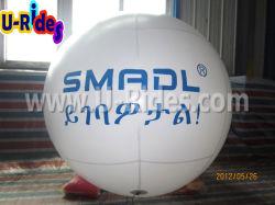 PVC inflable de helio globos de aire de la ronda del evento