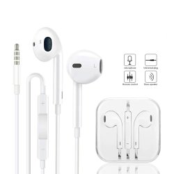 Top Sellling Noise Cancelling Kopfhörer für iPhone 6 5s Kopfhörer Mit Mikrofon und Headset für die Lautstärkeregelung