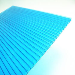 Construção de material de Lexan Folha de policarbonato