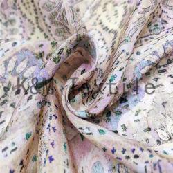 Neues Entwurfs-Gewebe-Streifen-Silk Baumwolljacquardwebstuhl-Gewebe