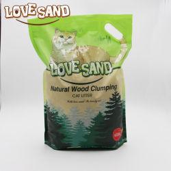 [إميلي] حيوانات أليفة وصول جديدة سعر جيّدة طبيعيّة [كلومبينغ] فائقة [أبسوربنت] قطط الخشب النفايات