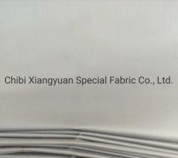 100%년 면 16*10 밝은 회색 방연제 새틴 직물