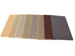 Entrega rápida de buena calidad de la Alfombra de sisal de secado rápido/Alfombra/Mat