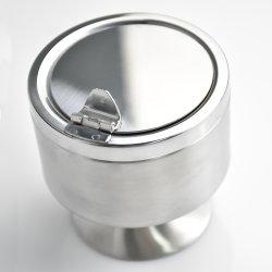 중국 자동차 휴대용 금속 스테인리스 스틸 재떨이