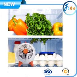 Aspecto interessante de banho das sapatas de cozinha caso frigorífico a luz UV Ozônio Purificador de Ar Double Esterilização Purificador de Ar Icebox Deodorizer