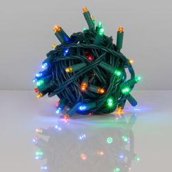 Kommerzielles im Freien Minizeichenkette-Licht der Beleuchtung-50L 5mm