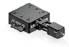 電動リニアステージ 200mm 有効ストロークリニアシャフト CNC XY サーボモータブラケット付きテーブル軸リニアスライドレールキット