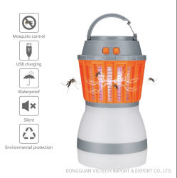 Водонепроницаемый чехол для установки вне помещений аккумулятор комара Killer лампы фонаря Кемпинг