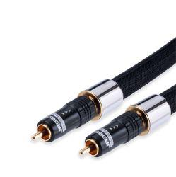 高品質6feet 2m 3m 10mデジタル光学可聴周波Toslinkのケーブル
