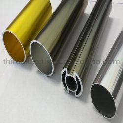 Soem Chamical u. Systemtest-polnische Aluminiumstrangpresßling-Profile für Dusche-Raum/Badezimmer