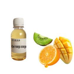 Aroma de humo líquido concentrado esencia Kiwi Mango Naranja sabor