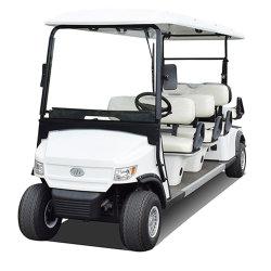 عربة جولف كهربائية حديثة التصميم 8 مقعد مع شهادة CE