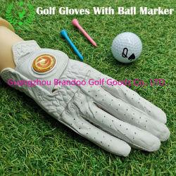 Haute qualité polyfonctionnels les hommes et dames en cuir des gants de golf d'agneau