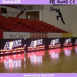 Электронные рекламные стенды со спортивным стадионом подписать под руководством по периметру рекламы на экране дисплея на заводе (P5/P8/P10)