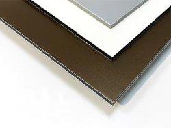 3мм панели де Aluminio для внутреннего использования