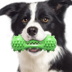 Мягкие резиновые игрушки из ПЭТ стоматологическая зубную щетку для очистки интерактивные игрушки резиновый шарик собак собак чью игрушка