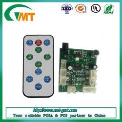 Controle de Iluminação electrónica PCBA remoto RGB, PCBA personalizados tanto de Design de hardware e software
