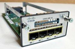 Cisco C3KX-Nm-10g catalizador 3K x 10g un módulo de red para 3560x 3750 X