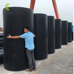 1600 1800mm 71inch Big Size HDPE Huge Pipe
