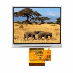 3.5 des Zoll-320*240 Panel Auflösung RGB-der Schnittstellen-TFT LCD mit Rtp wahlweise freigestellt