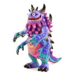 La fábrica de Vinilo personalizado entrañable Godzilla figura Sofubi Toy