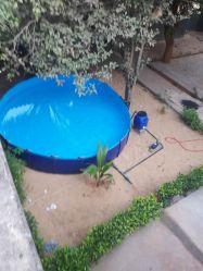 PVC Foldableおよび折りたたみ魚のいる池と耕作する魚飼育用の水槽