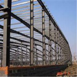 Construções pré-fabricadas Workshop de Estrutura de aço de armazém