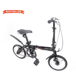 [هيغ-قوليتي] مصغّرة حجم بالغ يطوي دراجة, حارّة عمليّة بيع مصغّرة حجم كربون ليف يطوي دراجة